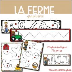 Pistes Graphiques - La ferme