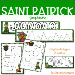 Pistes Graphiques - Saint Patrick