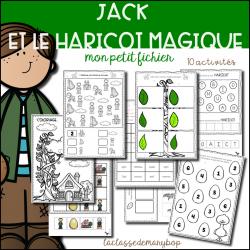 Mon petit fichier - Jack et le haricot magique
