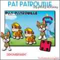 Les petites ateliers - Pat Patrouille