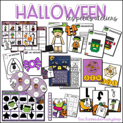 Les petits ateliers - Halloween