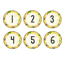 Numéros singes