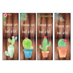 Signets cactus fin d'année