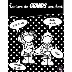 LECTURE DE GRANDS NOMBRES