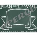 PLAN DE TRAVAIL POUR LE TBI