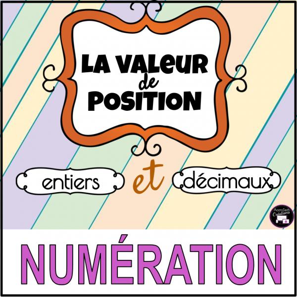 La valeur de position