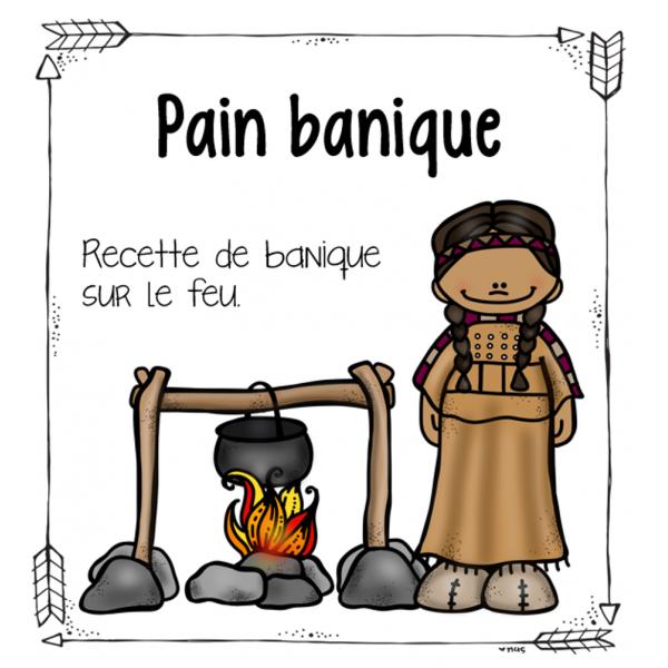 Pain Amérindien