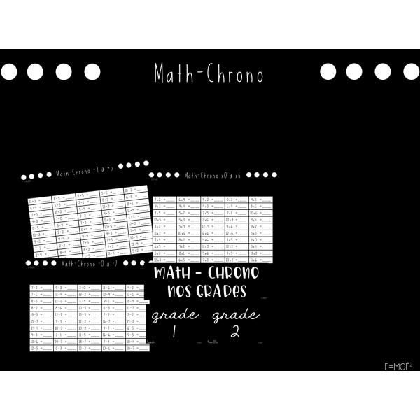 Math-Chrono
