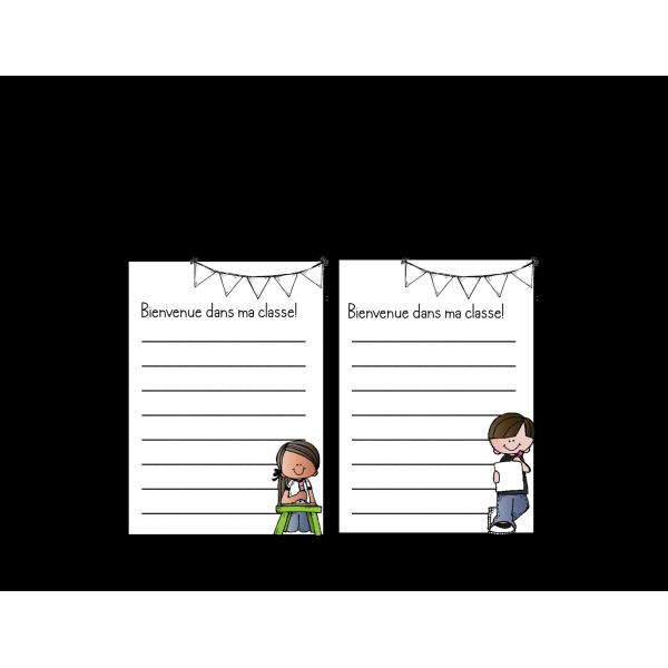 Rencontre de parents (message de l'enfant)
