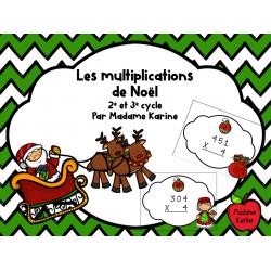 Les multiplications de Noël