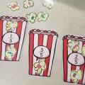 Popcorn des fractions