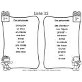 Liste orthographique 1re-2e année et étiquettes