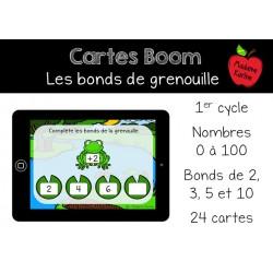 Les bonds de grenouille - Boom