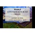 Mots fréquents-9 (lettre muette-débutant)