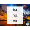 Automatiser les mots fréquents - Niveaux 1-2-3-4