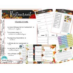 Projet Restaurant (1er cycle)
