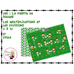 Soccer multiplications et divisions