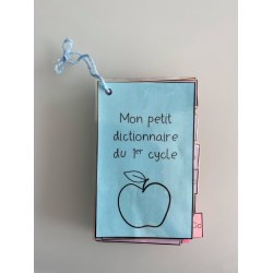 Dictionnaire mots fréquents 1er cycle