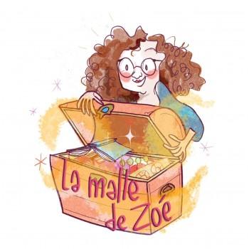 La malle de Zoé