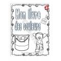Mon livre des couleurs à colorier bilingue