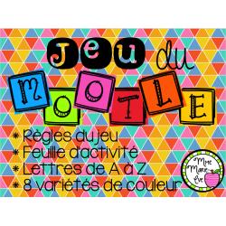 Mootle (inspiré du BOOGLE)