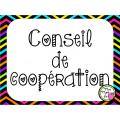 Conseil de coopération - Rentrée scolaire