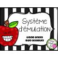 Système d'émulation (Affiches)