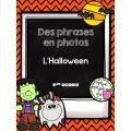 Des phrases en photos - Halloween