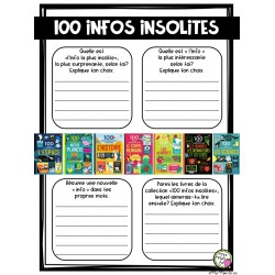 100 infos insolites