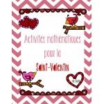 Activités mathématiques pour la Saint-Valentin