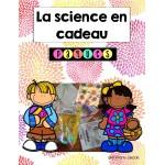 La science en cadeau: Pâques