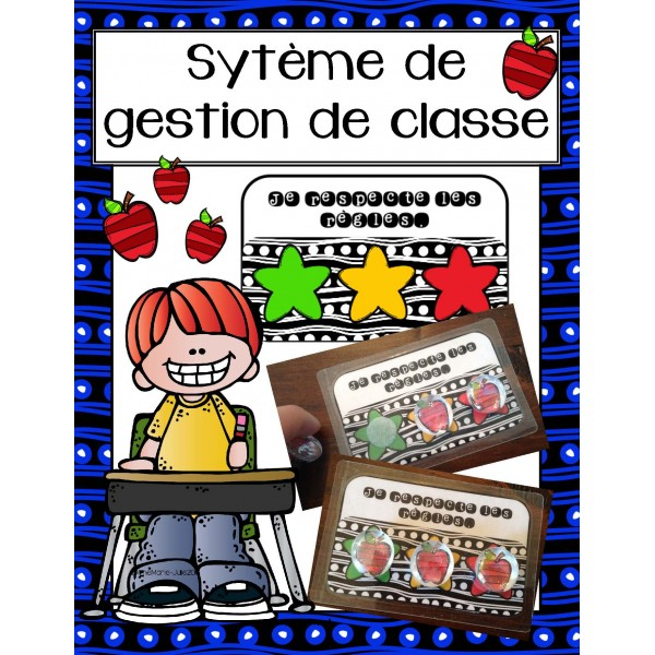 Système de gestion de classe