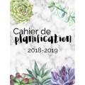 Cahier de planification créatif 4-2 2018-2019