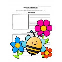 Précieuses abeilles