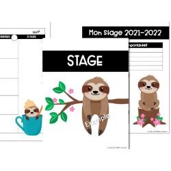 Planificateur de stage