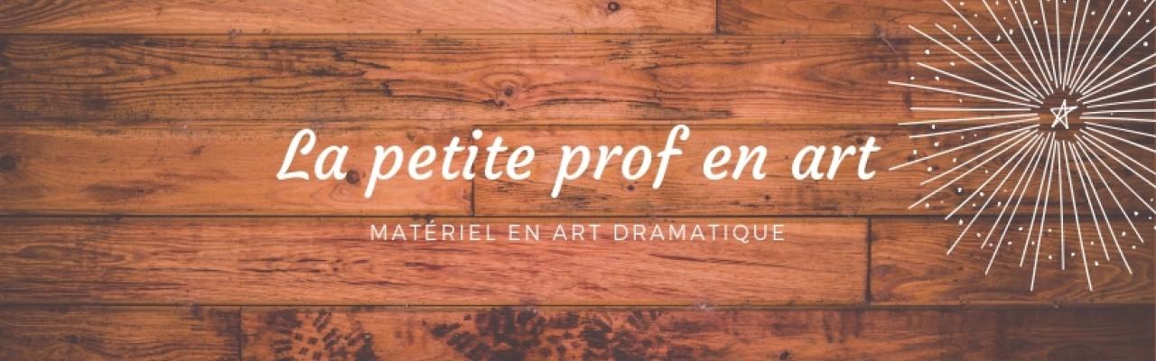 La petite prof en art