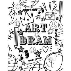 Doodle Art dram