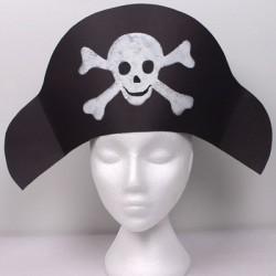 Bricolage chapeau de pirate