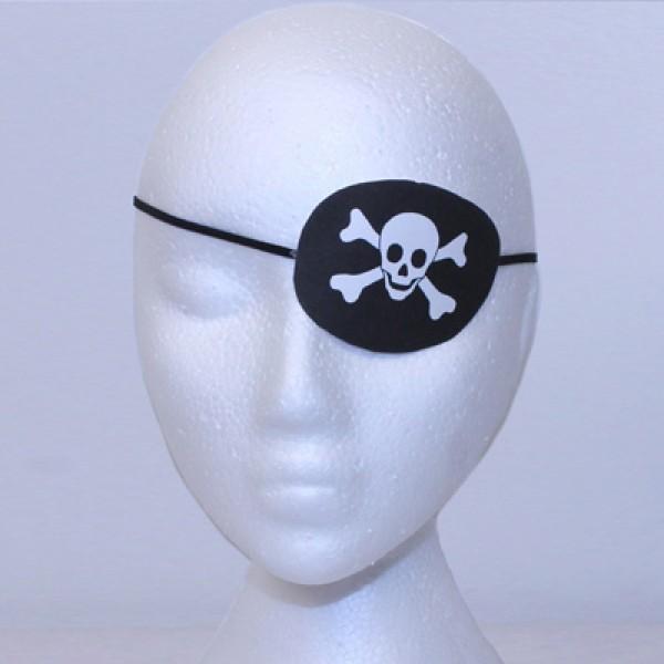 Cache-oeil de pirate