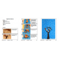 La peinture à doigts : l'arbre d'hiver