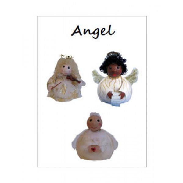 Ornement ange de Noël