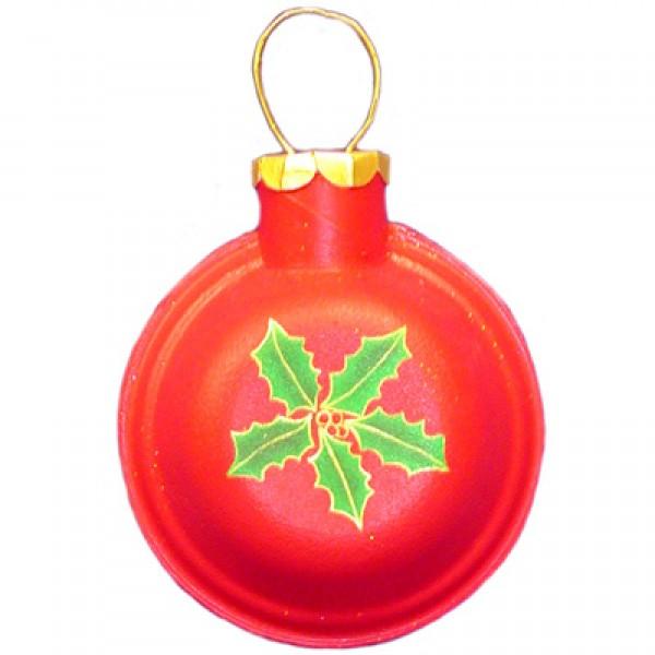 Décoration en forme de boule de Noël