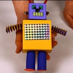 Math et arts plastiques : cube et prisme