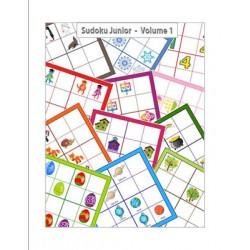 Collection de Sudokus 4x4 en images