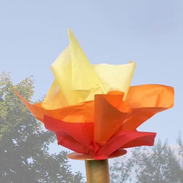 Flambeau olympique
