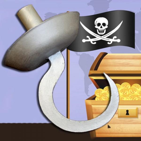 Crochet de pirate
