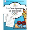 Les olympiques - Le bobsleigh