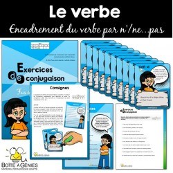L'encadrement du verbe
