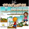Défi scrabbleur - Thème vacances