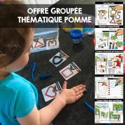 OFFRE GROUPÉE- POMME